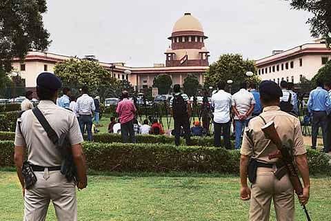 'JK Muslims should not get minority benefits'; SC hears plea