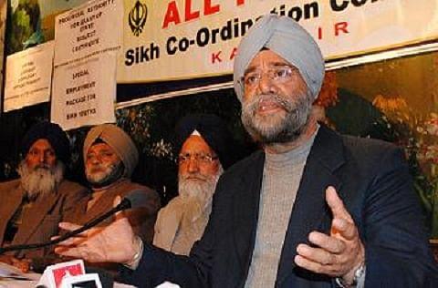 Stop use of pellet guns: Sikh body tells Govt