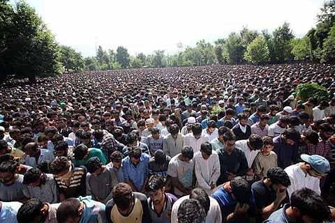 India, Pak spar over Kashmir unrest, Burhan killing