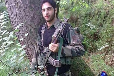 Pandits of Tral grieved at Burhan's death