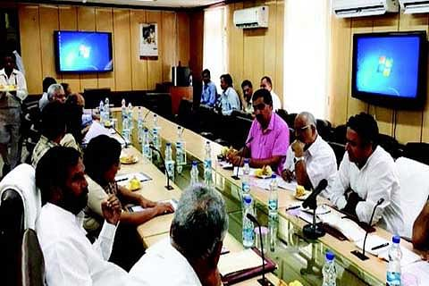JK seeks central help to implement its food entitlement scheme