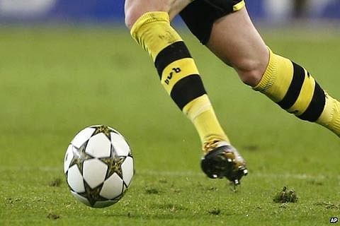 India jumps 11 places to 152nd in football rankings