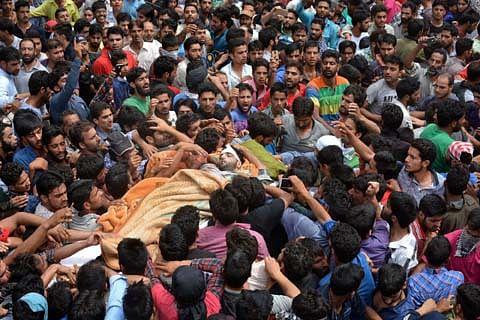 Kashmir unrest major setback for peace, says NYT, slams AFSPA