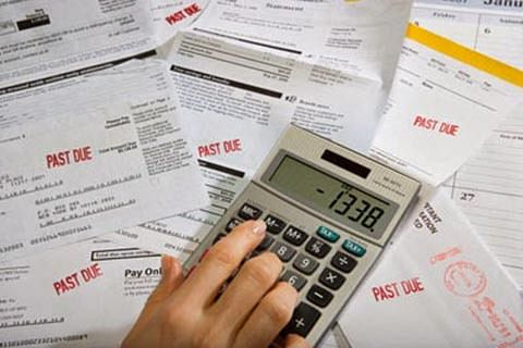 JK Govt in debt trap; liabilities mount up to 48,000 crore