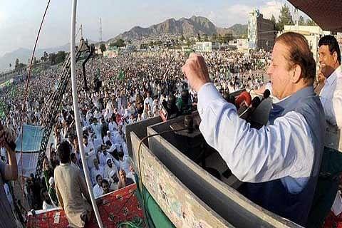 PML-N set to form govt in PaK