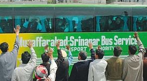 Srinagar-Muzaffarabad bus service resumes