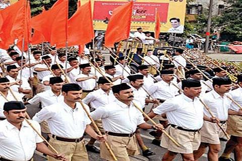 RSS to launch Tringa Yatra from Kashmir on Aug 15