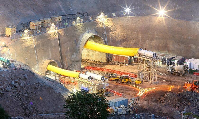 HCC to construct 2 tunnels, 1 bridge in JK