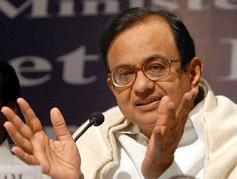 Stick to party line on Kashmir: Azad to Chidambaram