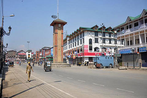 Battle for Lal Chowk