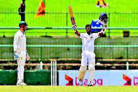 Sri Lanka VS Australia   Kusal Mendis engineers remarkable turnaround