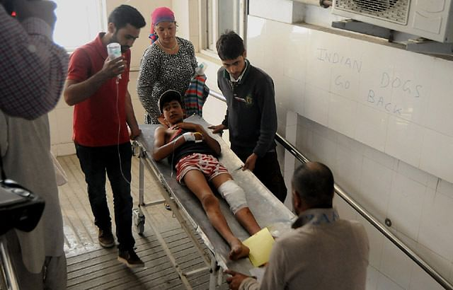 Forces open fire in Kupwara, 3 teenage boys injured