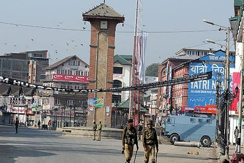 More questions on Kashmir