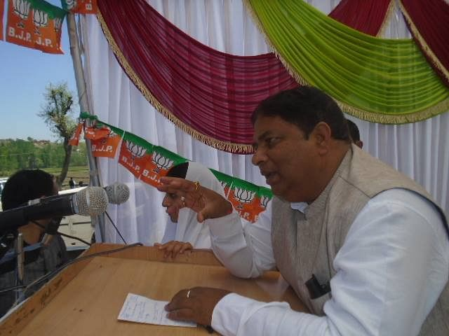Attempts being made to disrupt life in Jammu: BJP