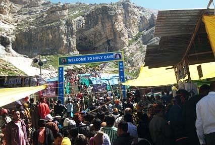 Amarnath Yatra continues