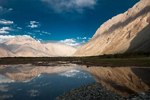 Nobra Valley opens for foreign tourists