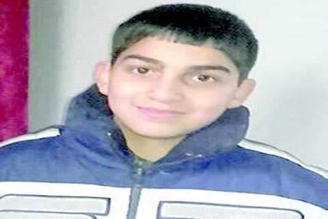Speech and hearing impaired boy missing