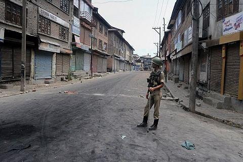 Tension in Kashmir after death of civilians