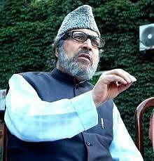 PDP's Beig seeks intervention of PM Modi to end Kashmir unrest