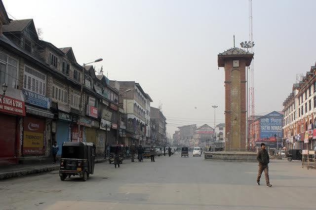 Disconnecting Kashmir