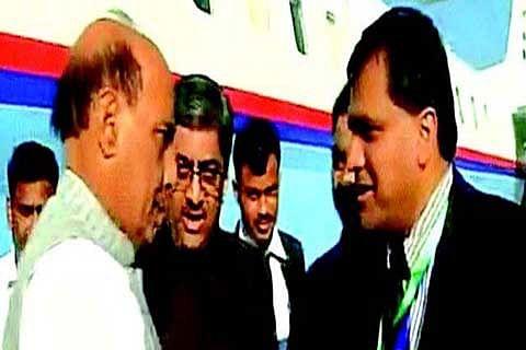 SAARC meet: Rajnath arrives in Pak