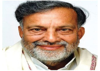 Bhim demands imposition of Governor rule in J&K