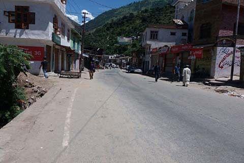 Protests amid pro-freedom slogans in Doda against Kashmir killings