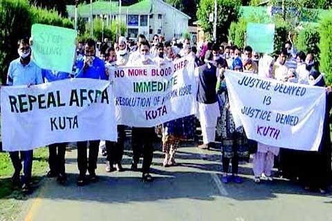 Ex-KU profs condemn 'atrocities on people'