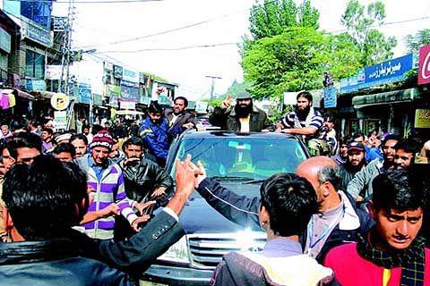 Stay away from Kashmir rallies, UJC tells militants