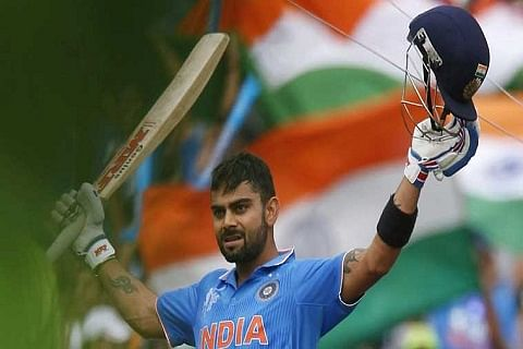Windies produced special batting to save Test: Kohli