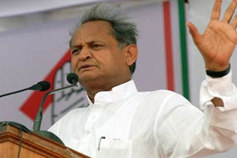 Send an all-party delegation to J&K, suggests Gehlot