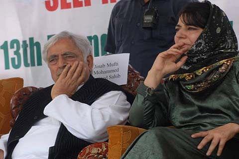 Unrelenting Kashmir
