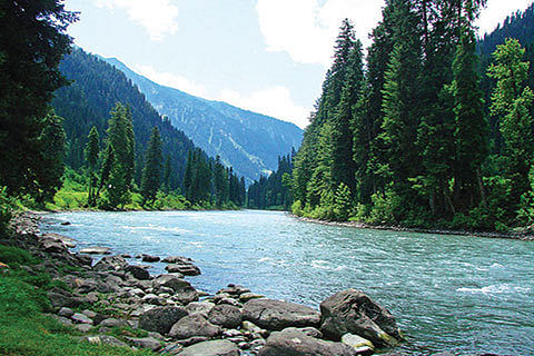 Kashmir: A premier angling destination