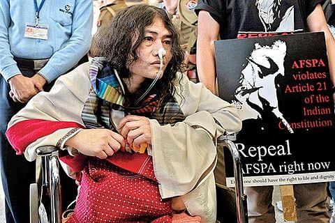 Irom Sharmila ends 16-year-long fast