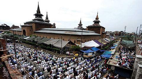 Friday prayers will be held at Jamia Masjid Srinagar: Anjuman