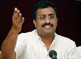 Ram Madhav meets Governor, discusses Kashmir situation