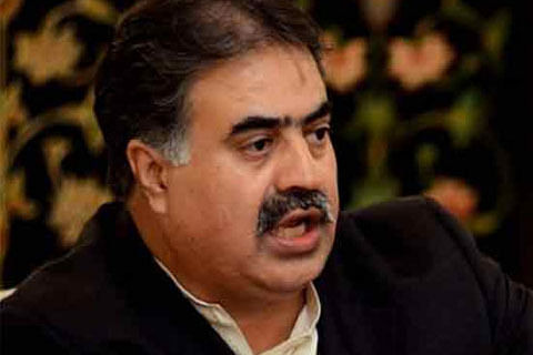 No comparison between Kashmir liberation struggle, Balochistan insurgency: CM Zehri