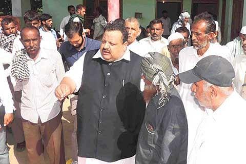 Rana slams BJP, PDP: 'Stop playing dirty politics'