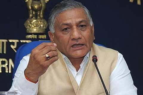 Army Chief alleges victimisation, accuses ex-COAS V K Singh