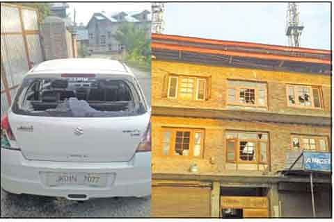 Rangreth residents allege excesses by forces