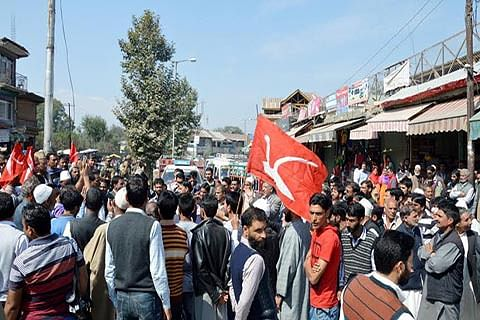 NC slams Govt for curbing distribution of fuel, essential items