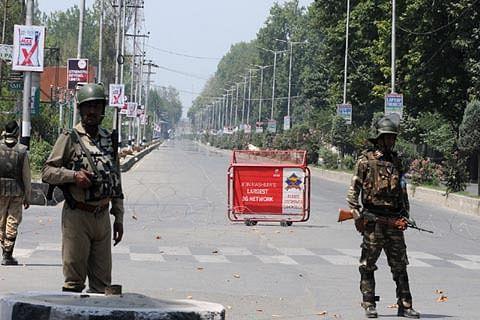Day 42: Strict curfew, protest shutdown paralyse life in Kashmir