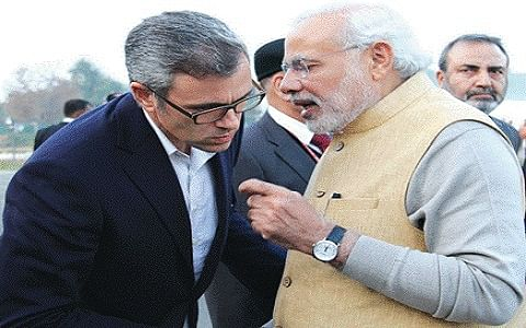 """PM accepts that development alone can""""t resolve Kashmir issue: Omar"""