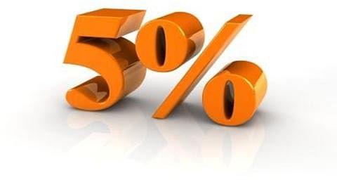 Ms Five Percent