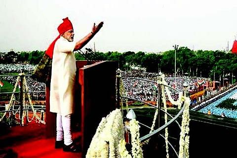 Red Alert from Red Fort