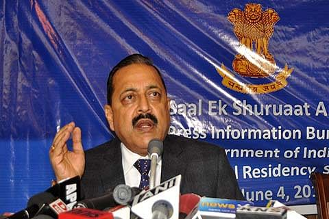 Situation in Kashmir will soon return to normal: MoS PMO