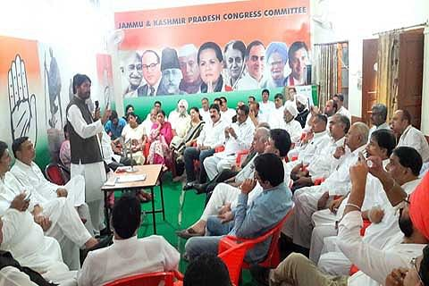 Grim situation in Kashmir result of mishandling by government: Congress