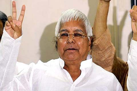 Situation in Kashmir slipping out of control: Lalu Prasad