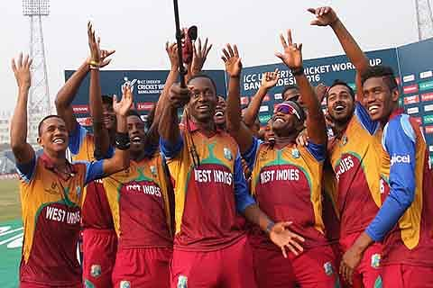 India Vs West Indies in USA