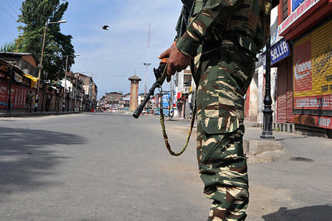Curfew, restrictions continue in Kashmir for 51st day